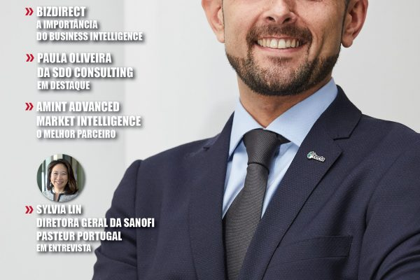 Capa da Revista Pontos de Vista em 2018