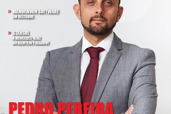 Capa da Revista Pontos de Vista em 2019