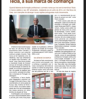 Portugal Inovador Jornal Público em 2014
