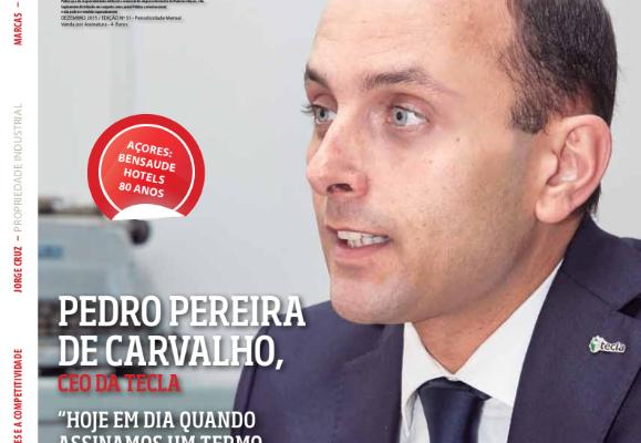 Capa da Revista Pontos de Vista em 2015